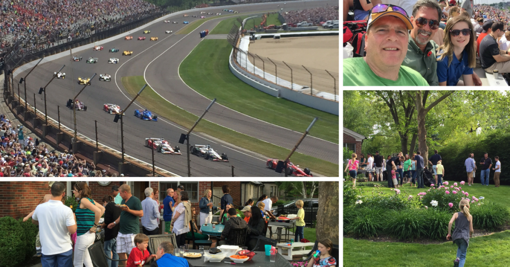 Celebrate the Indy 500 Festivities with Entegra!